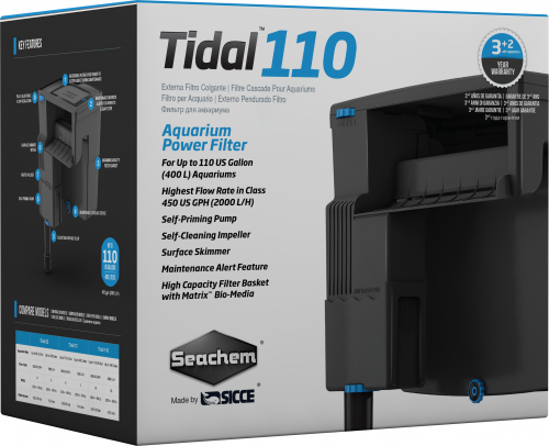 Seachem Tidal 110 Filter