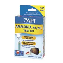 API Freshwater and Saltwater Aquarium Ammonia Test Kit